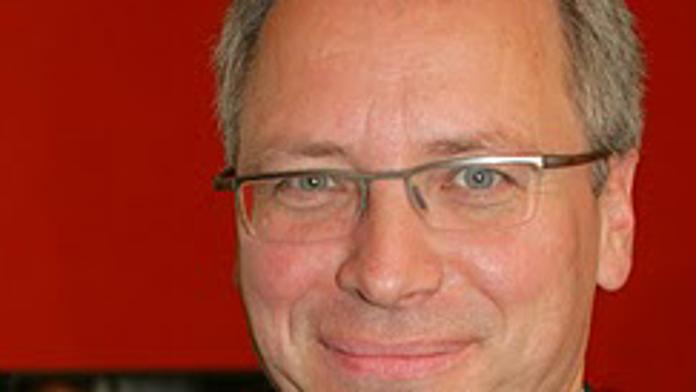 KfW-Abteilungsdirektor Burkhard Hinz