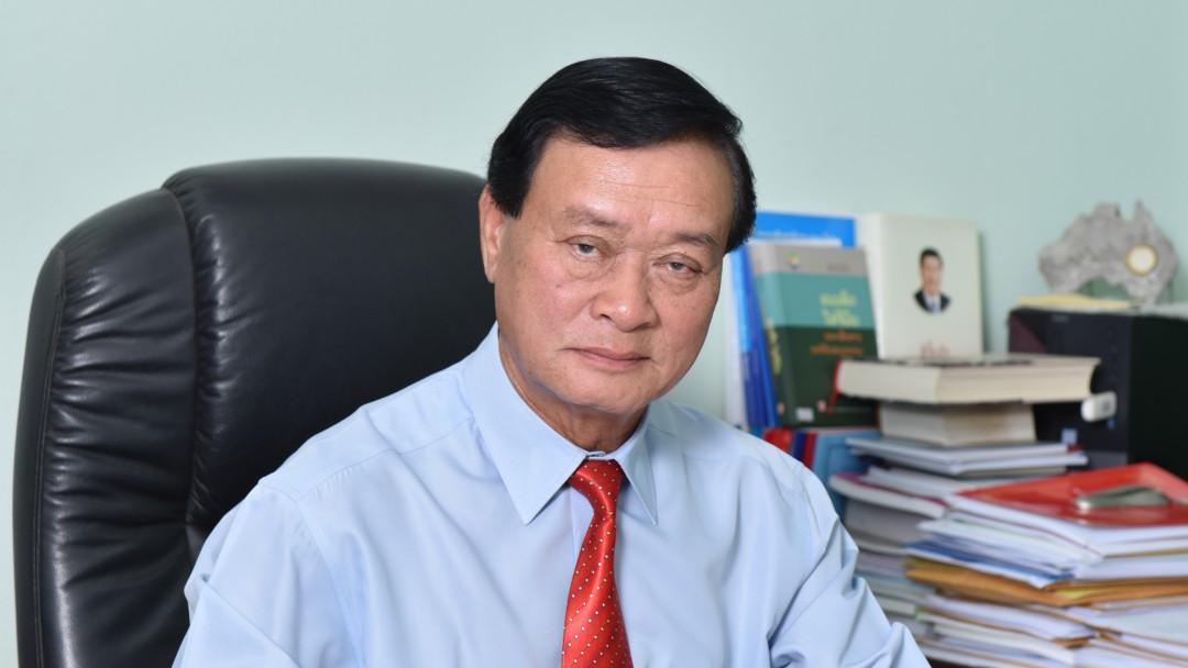 Vice-Minister of Education Professor Kongsy Sengmany