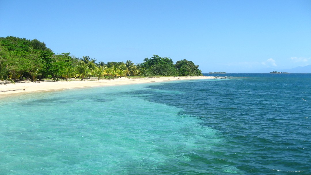 coast of honduras
