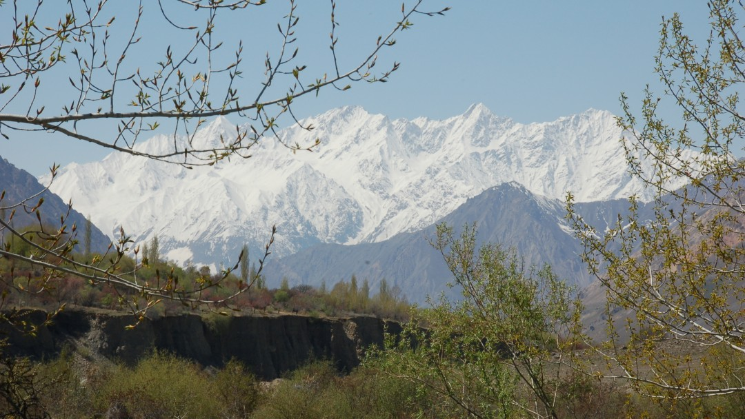 Natur und Berge