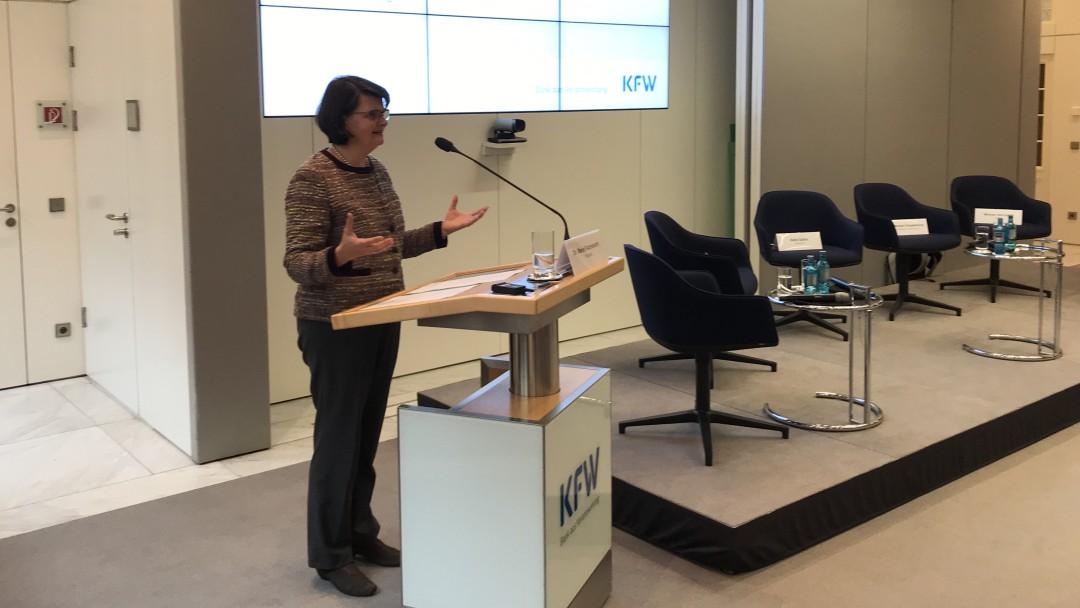 Vortrag Dr. Maria Flachsbarth