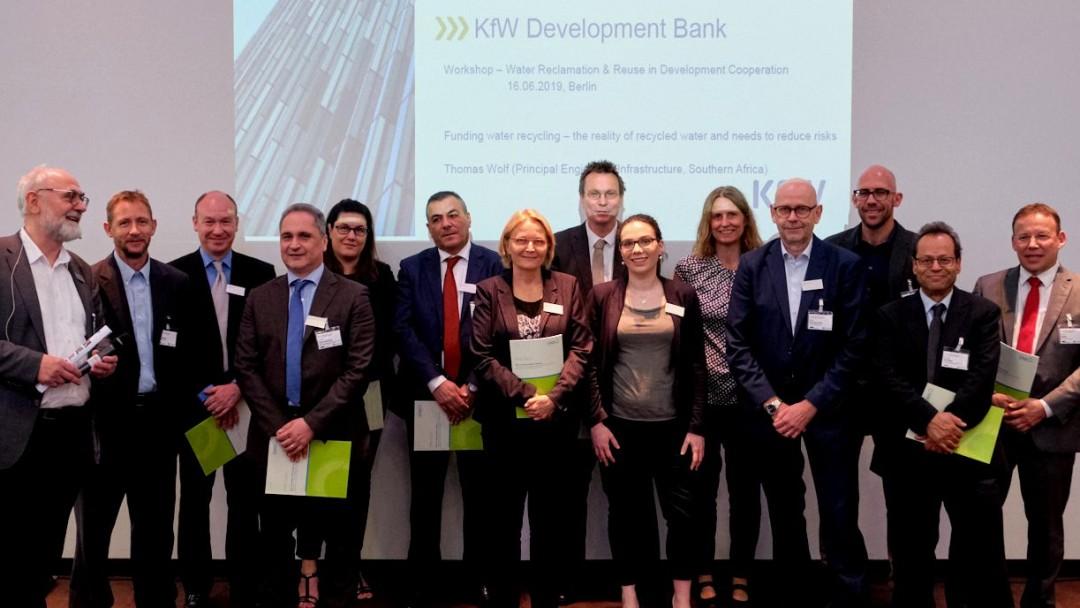 Gruppenfoto Konferenzteilnehmer