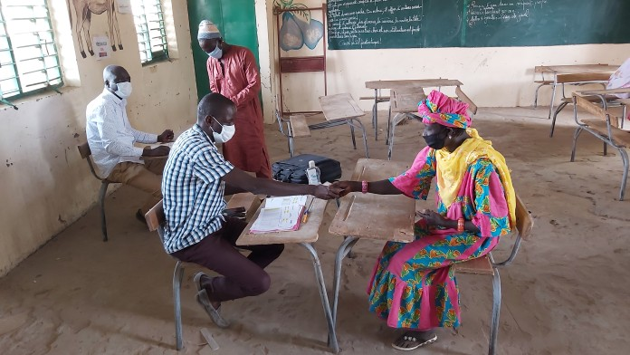 Cash Transfer im Klassenzimmer