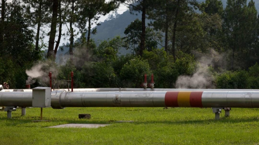 geothermische Rohre