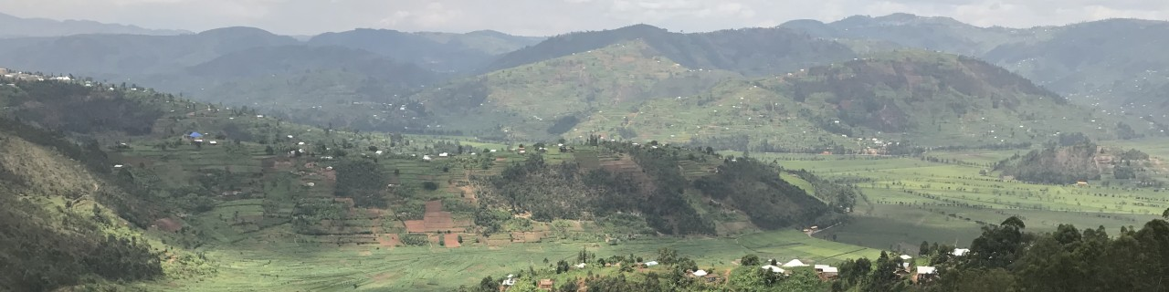 Rwanda - Country of a thousand hills