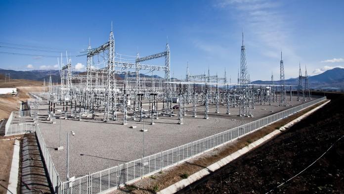 HVDC Umspannstation