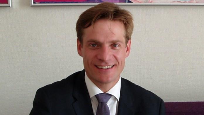 Porträt von Gunnar Wälzholz