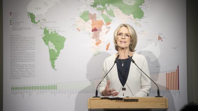 Bärbel Dieckmann, Präsidentin der Welthungerhilfe