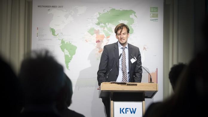 Marc Engelhardt, KfW-Abteilungsleiter