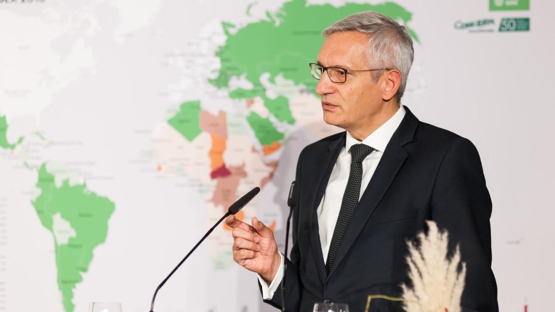 Staatssekretär Martin Jäger (BMZ)
