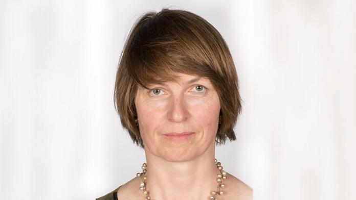 Portrait of Johanna Hanefeld