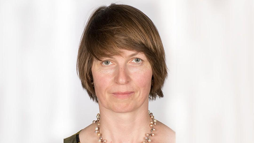 Portrait von Johanna Hanefeld
