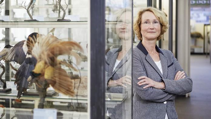 Portrait Katrin Böhning-Gaese