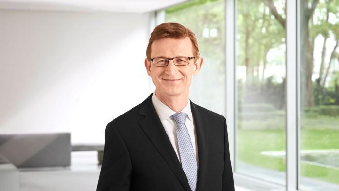 KfW-Bereichsleiter Stephan Opitz