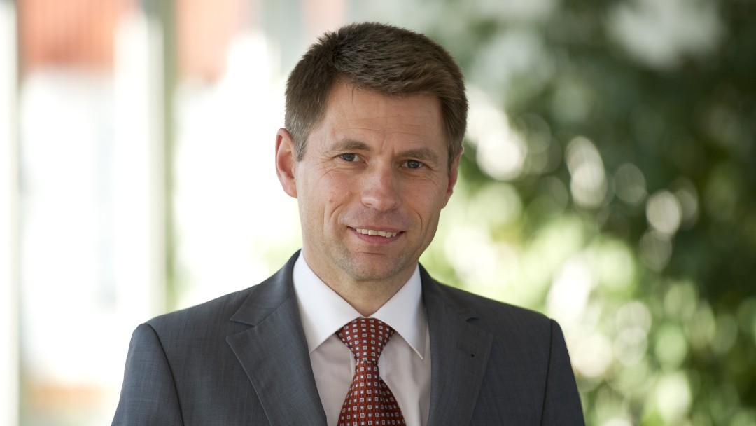 Portrait von Matthias Mogge, Generalsekretär der Welthungerhilfe