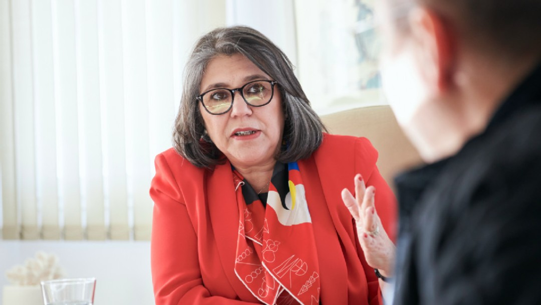Radhia Kamoun Megdiche, Gründerin von Gourmandise.