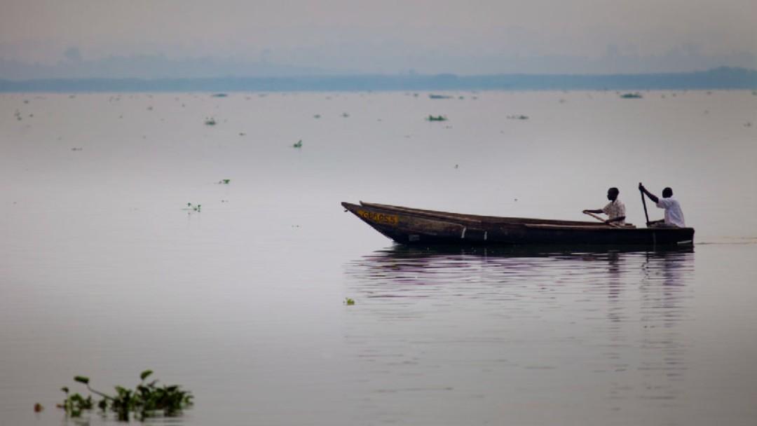 Picture of Lake Viktoria