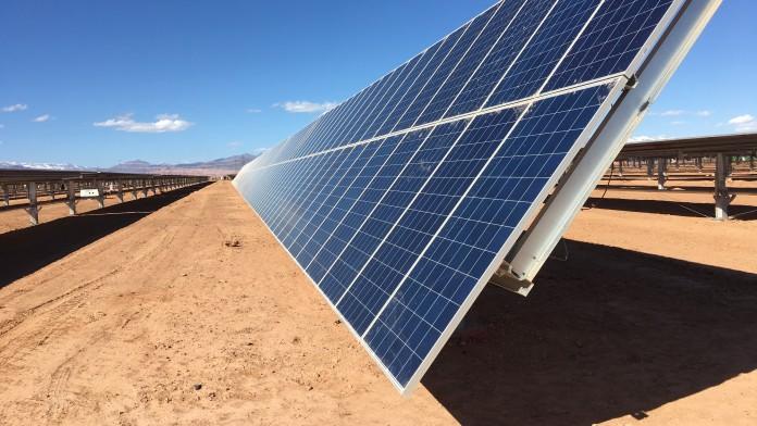 Solarkraftwerk Ouarzazate in Marokko
