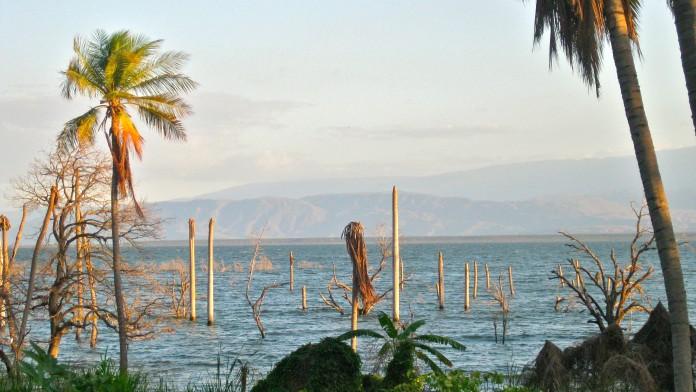 Küste in der Dominikanischen Republik