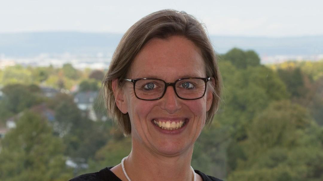 Portrait von Barbara Schnell (KfW)