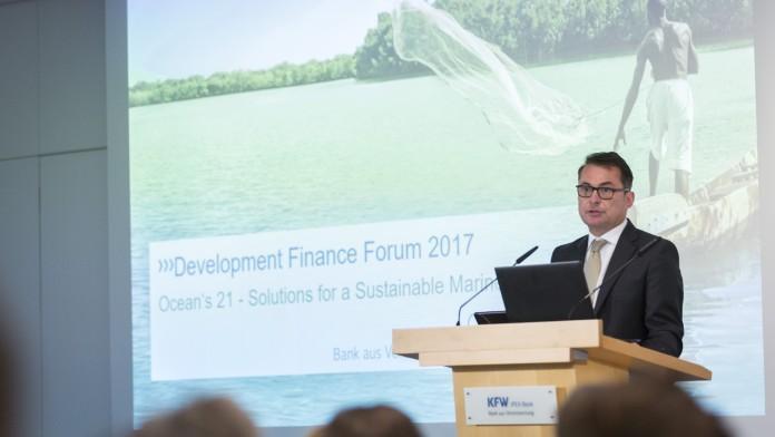 Member of the KfW Executive Board Joachim Nagel