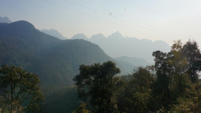 Forstentwicklung in Vietnam