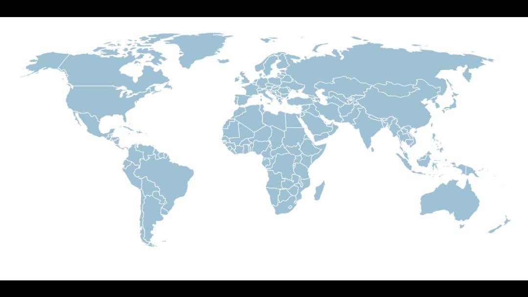 Evaluierungen weltweit